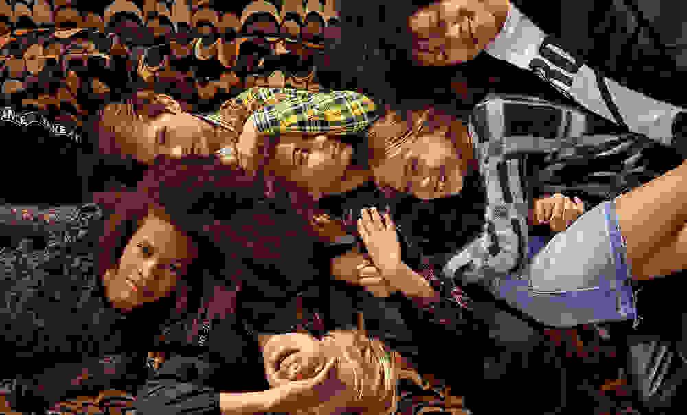 Kendileri için giyinen çocuklara; yeniden Sisley Young!