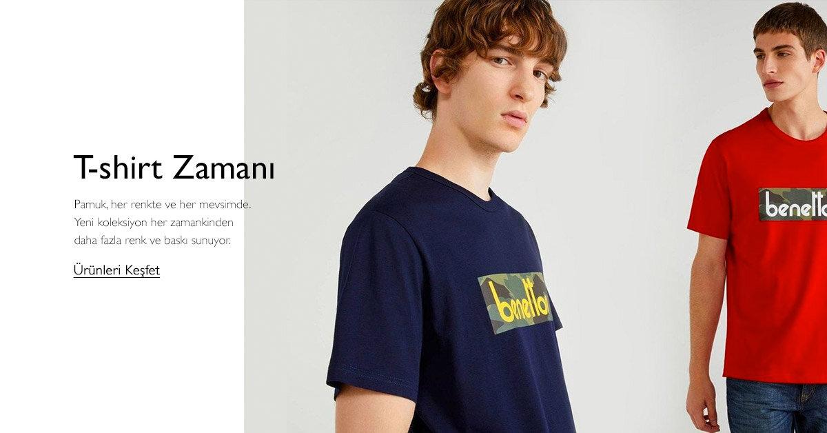 T-shirt Zamanı