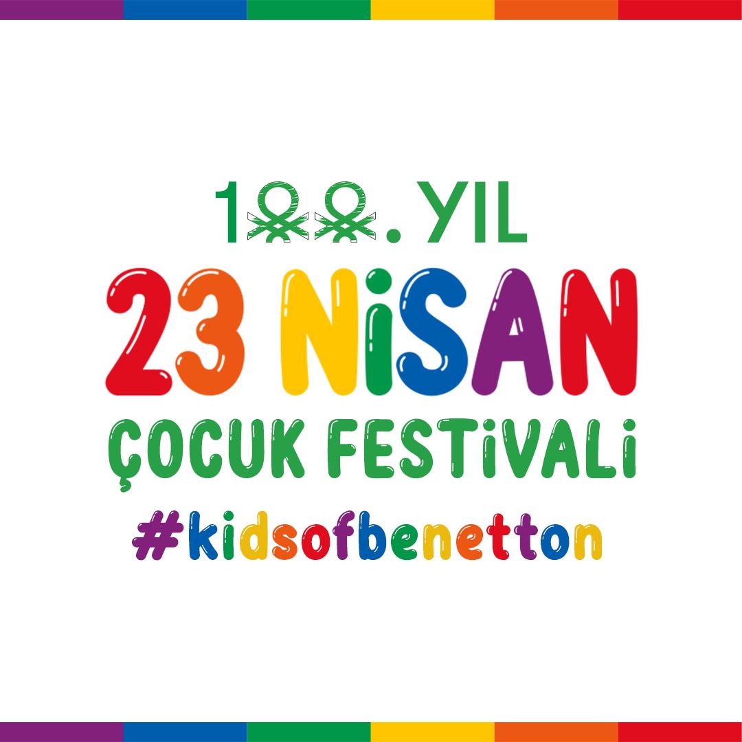 23 Nisan Online Çocuk Festivaline Davetlisiniz!