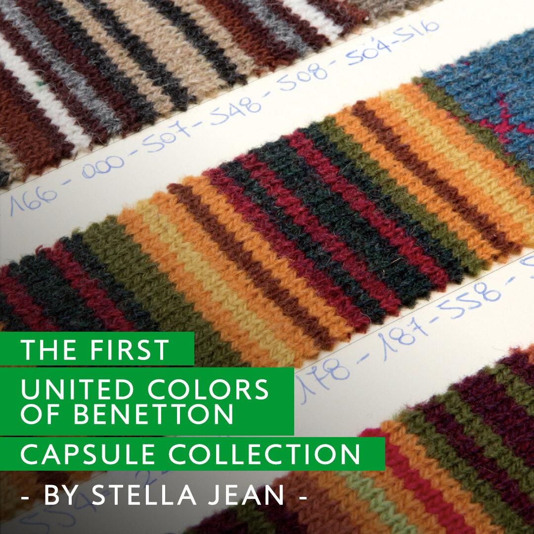Benetton Kapsül Kolleksiyonu
