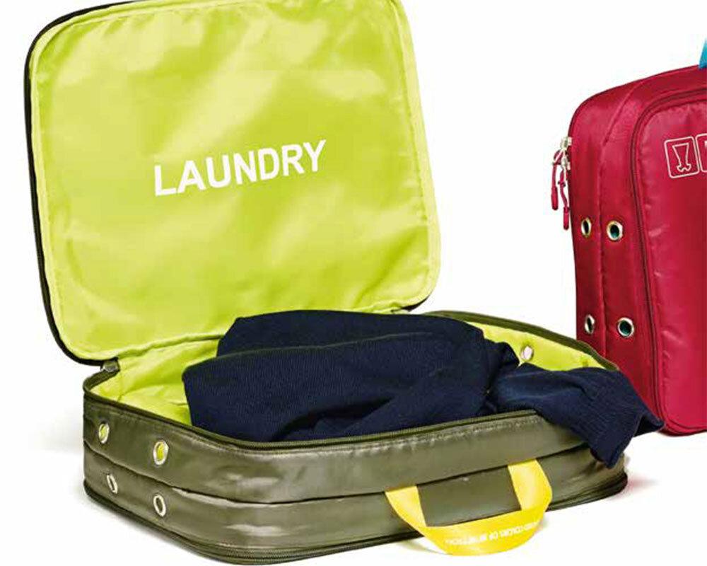 Seyahatlerin Vazgeçilmezi Benetton Valizler