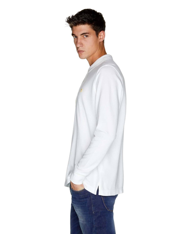 Regular Fit Uzun Kollu Polo Tshirt