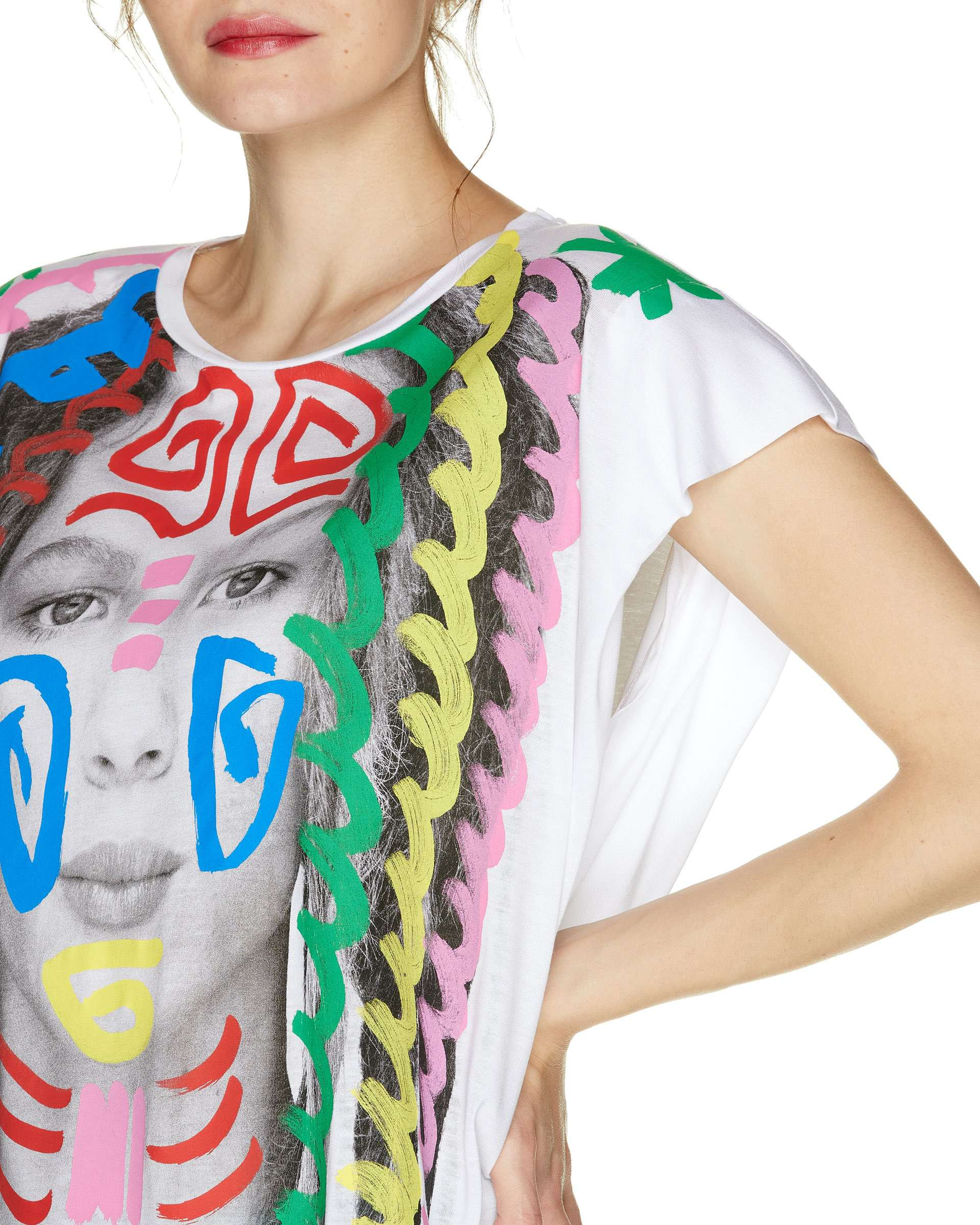 Fotoğraf Baskılı T-shirt