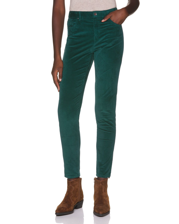 Kadife 5 Cepli Pantolon