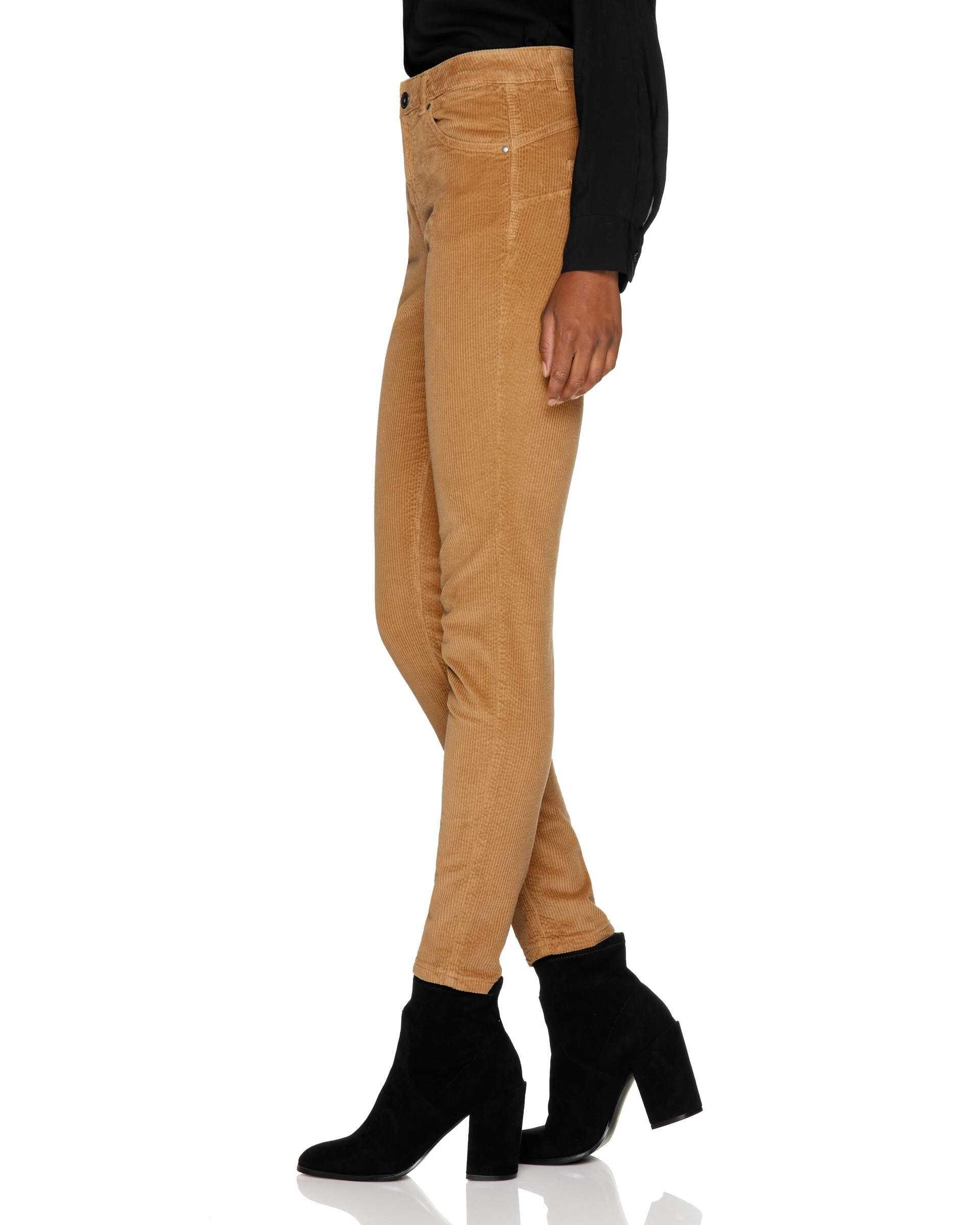Fitilli Kadife 5 Cepli Pantolon