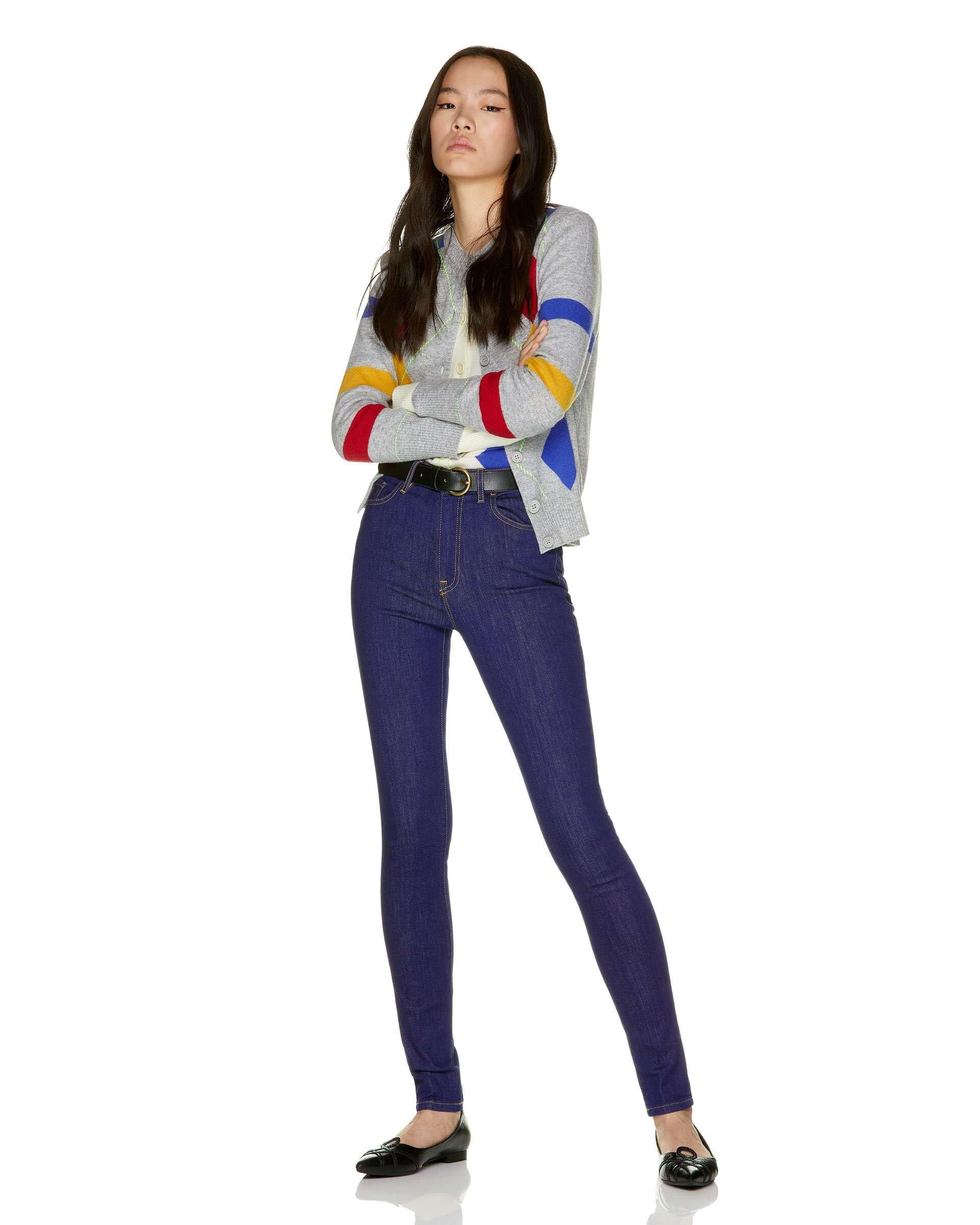 Skinny Denim Pantolon