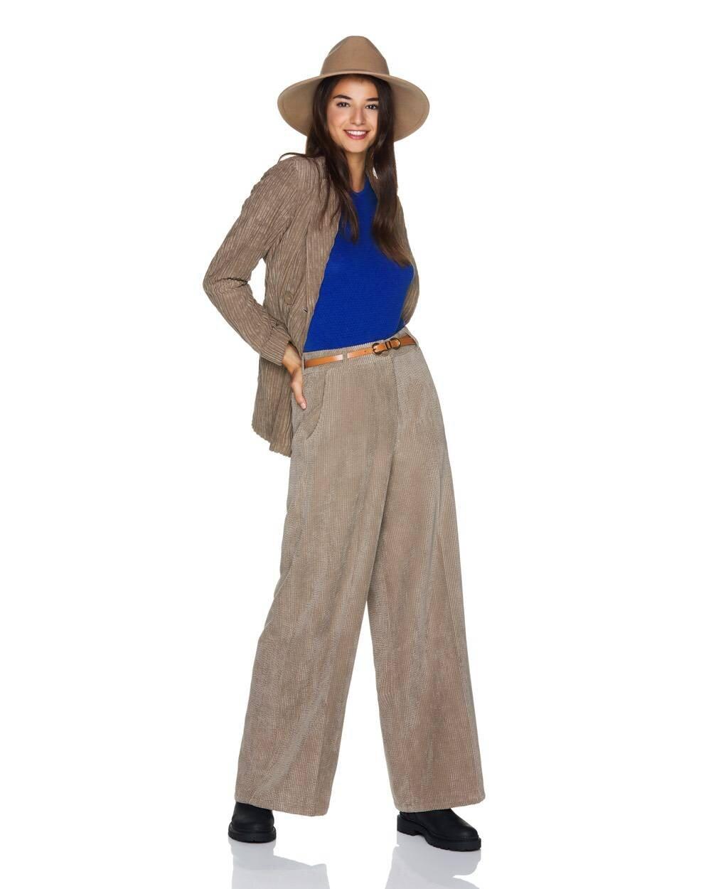 Bol Paça Formal Pantolon
