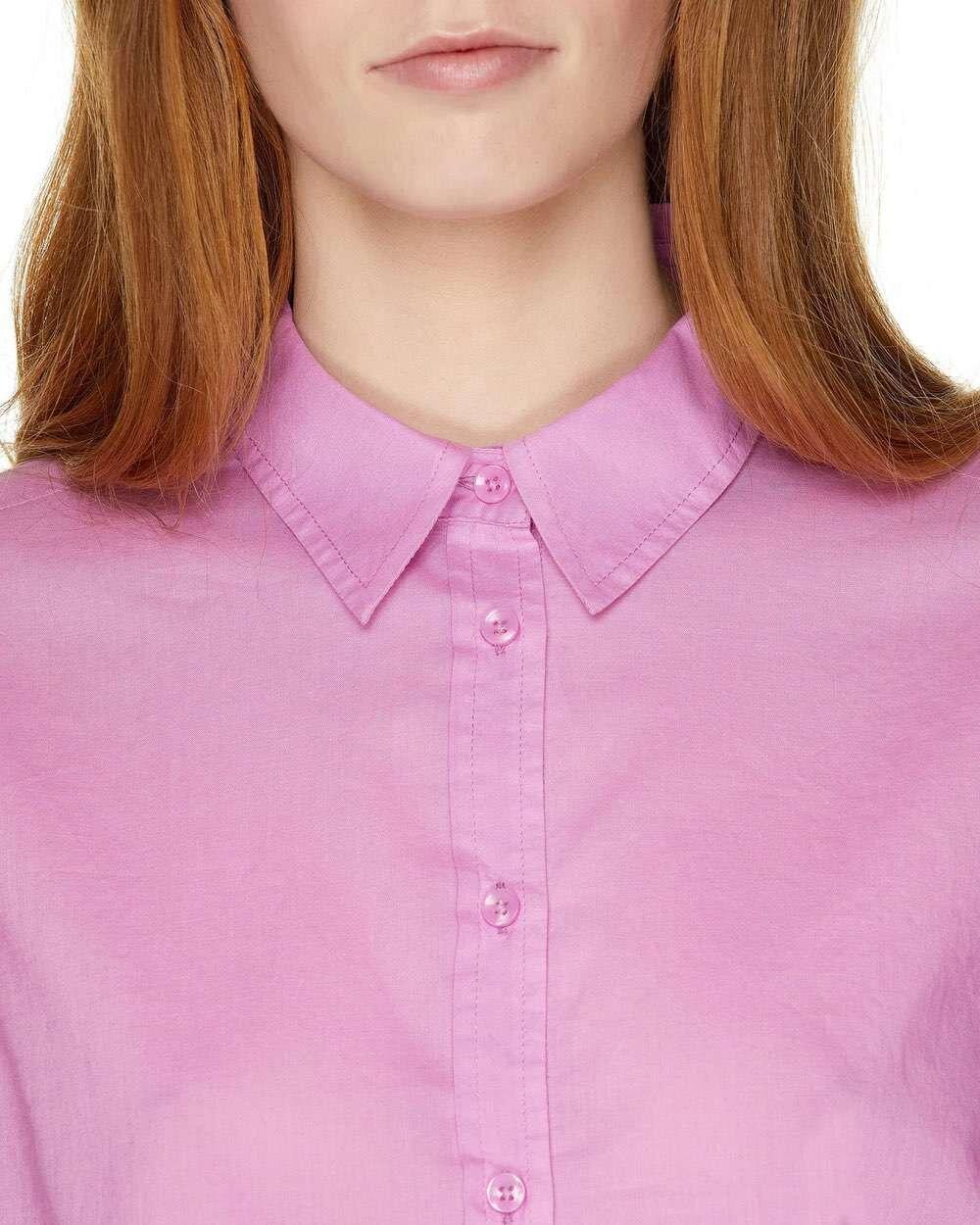 Basic Düz Renk Gömlek