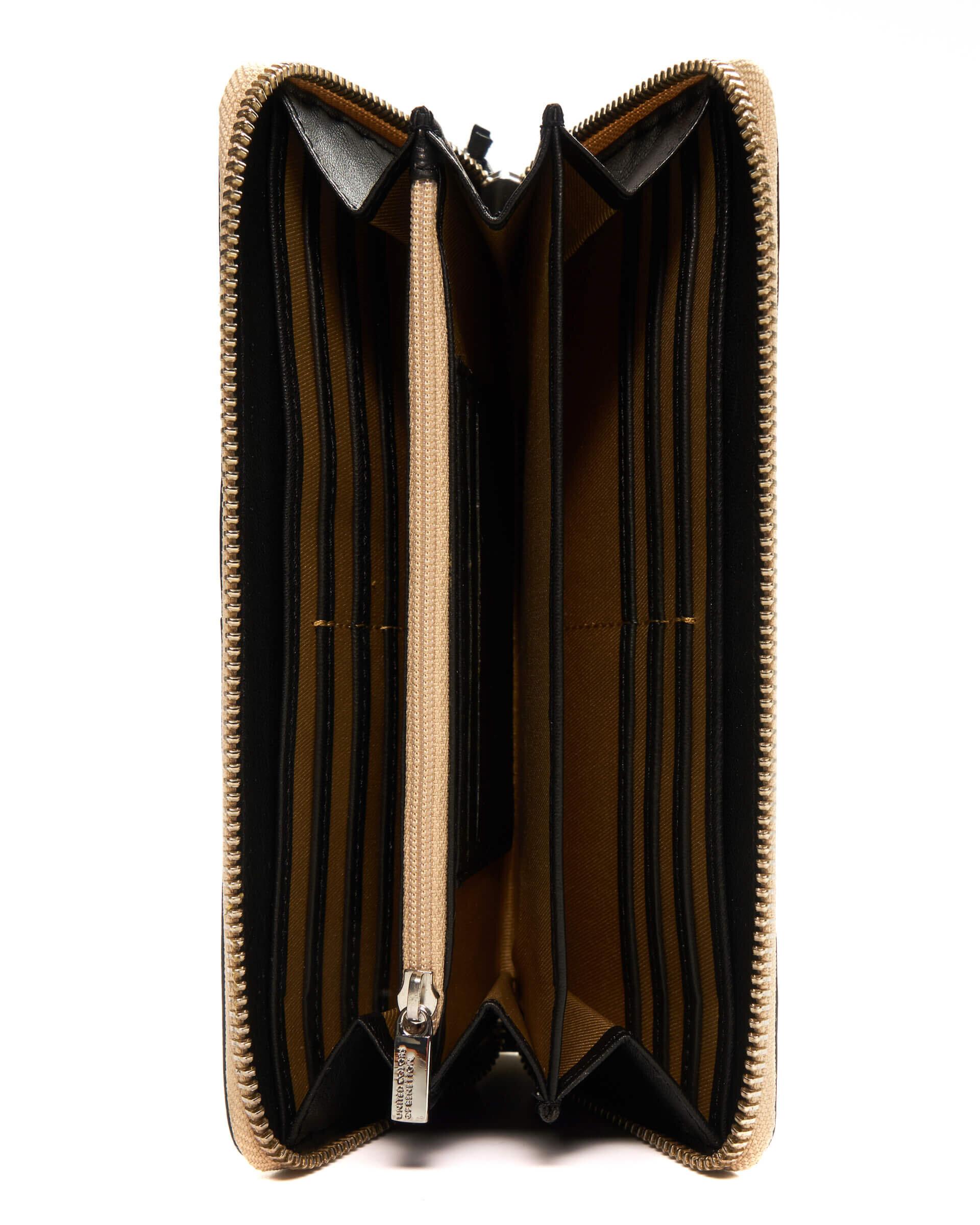 Fermuarlı Uzun Cüzdan