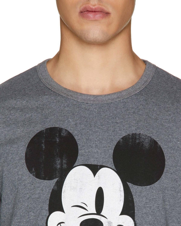 Mickey Uzun Kollu Pijama Üstü