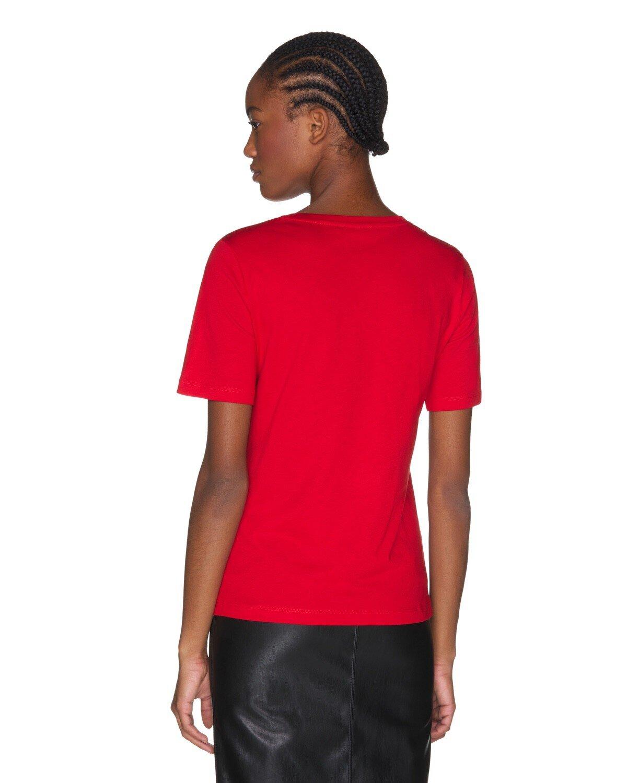 Black Pop Baskılı Tshirt