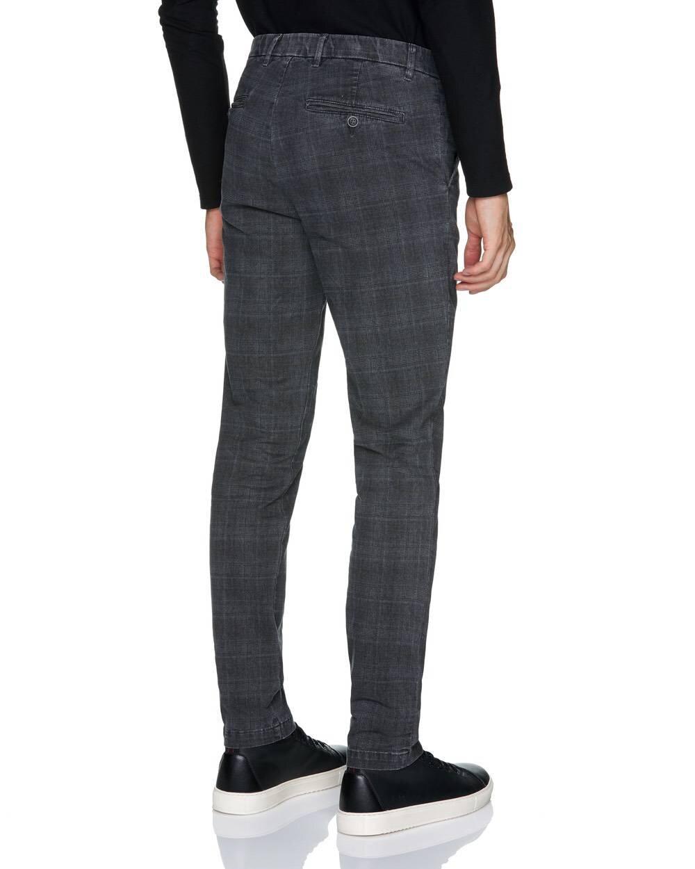 Desenli Formal Pantolon