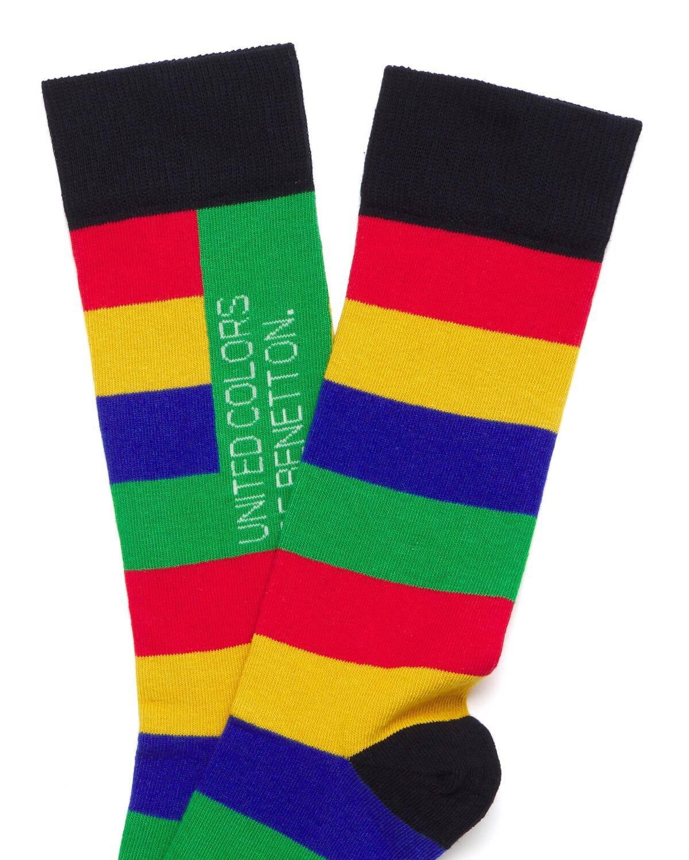Desenli ve Logolu Çorap
