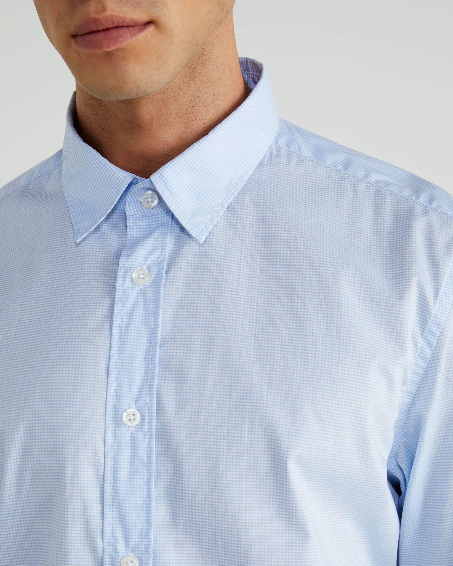 Regular Fit Koton Gömlek