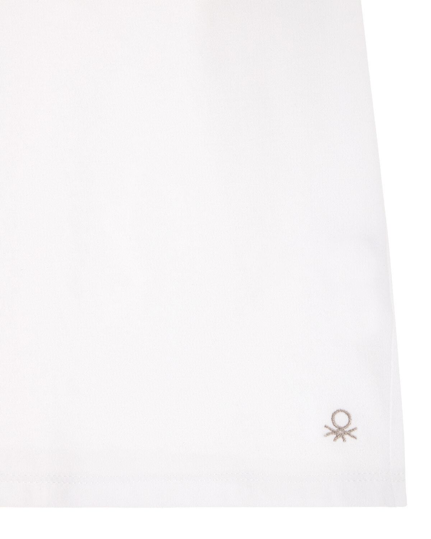 Benetton Logo Basic Tshirt