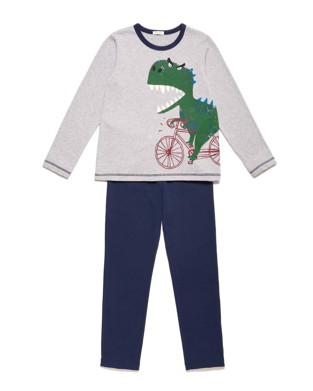 Dinazor Baskılı Pijama Takım