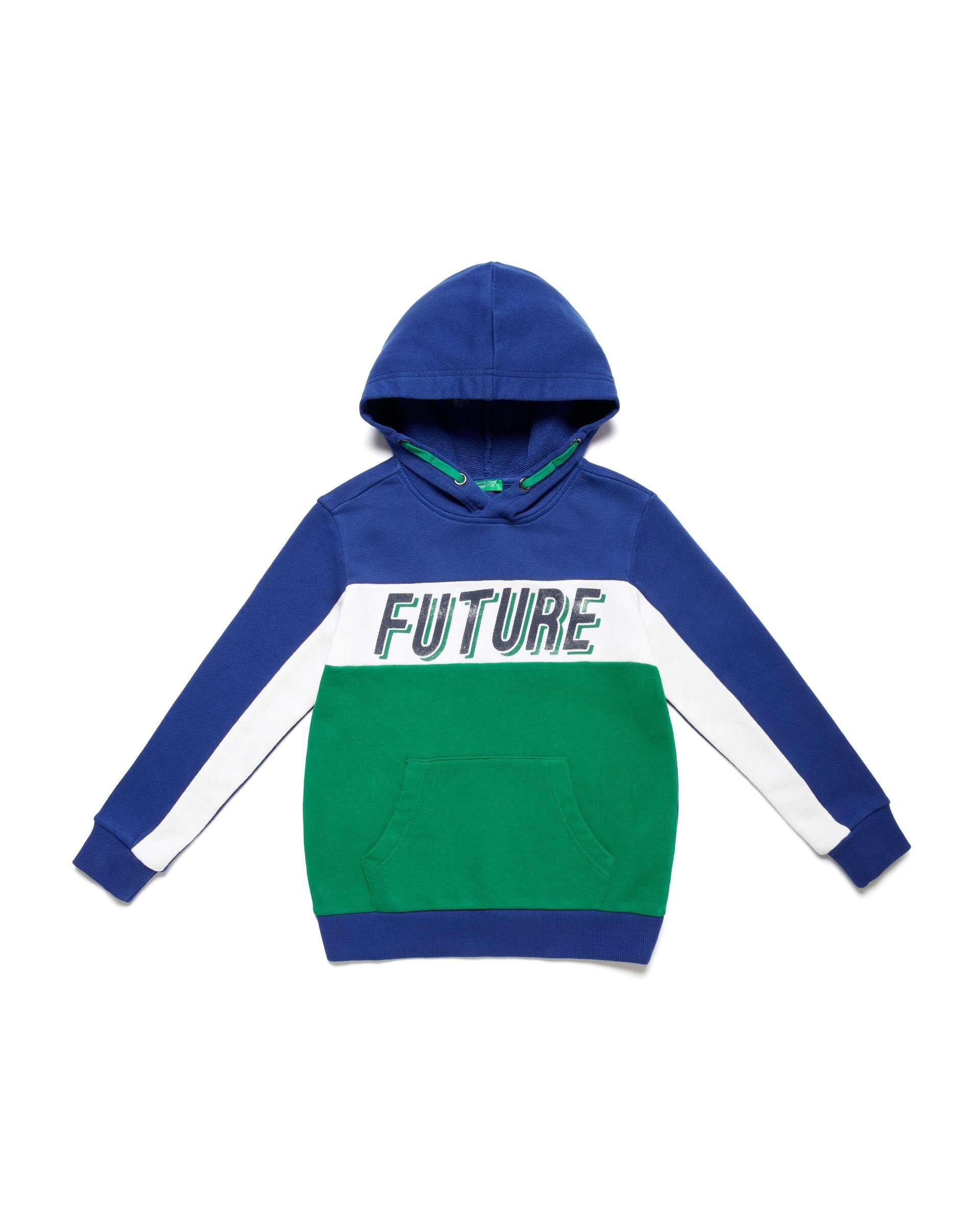 Future Yazılı Sweatshirt
