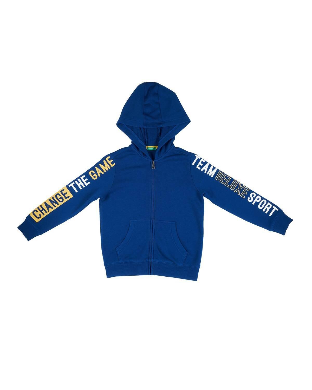 Sloganlı Sweatshirt