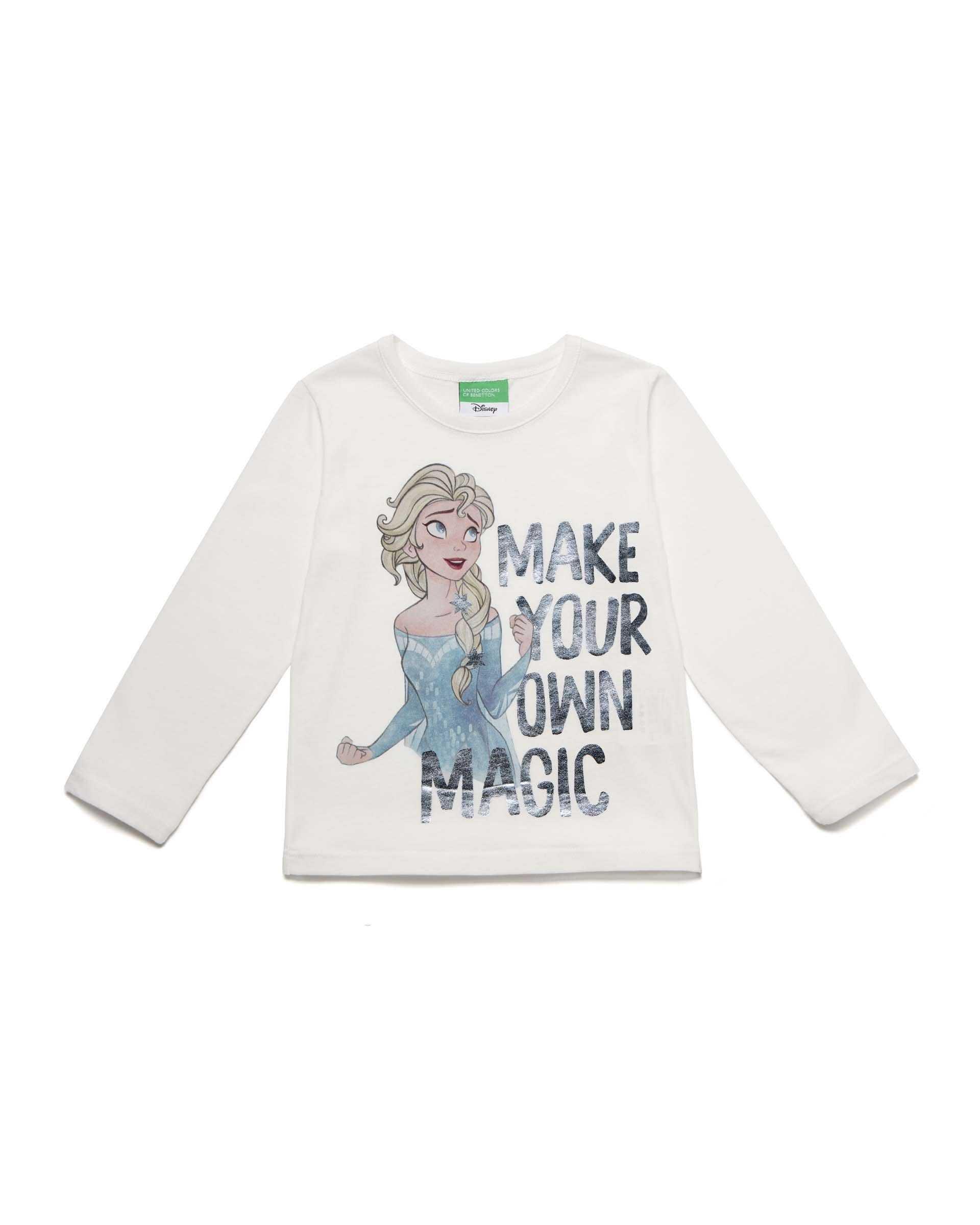 Elsa Baskılı Tshirt