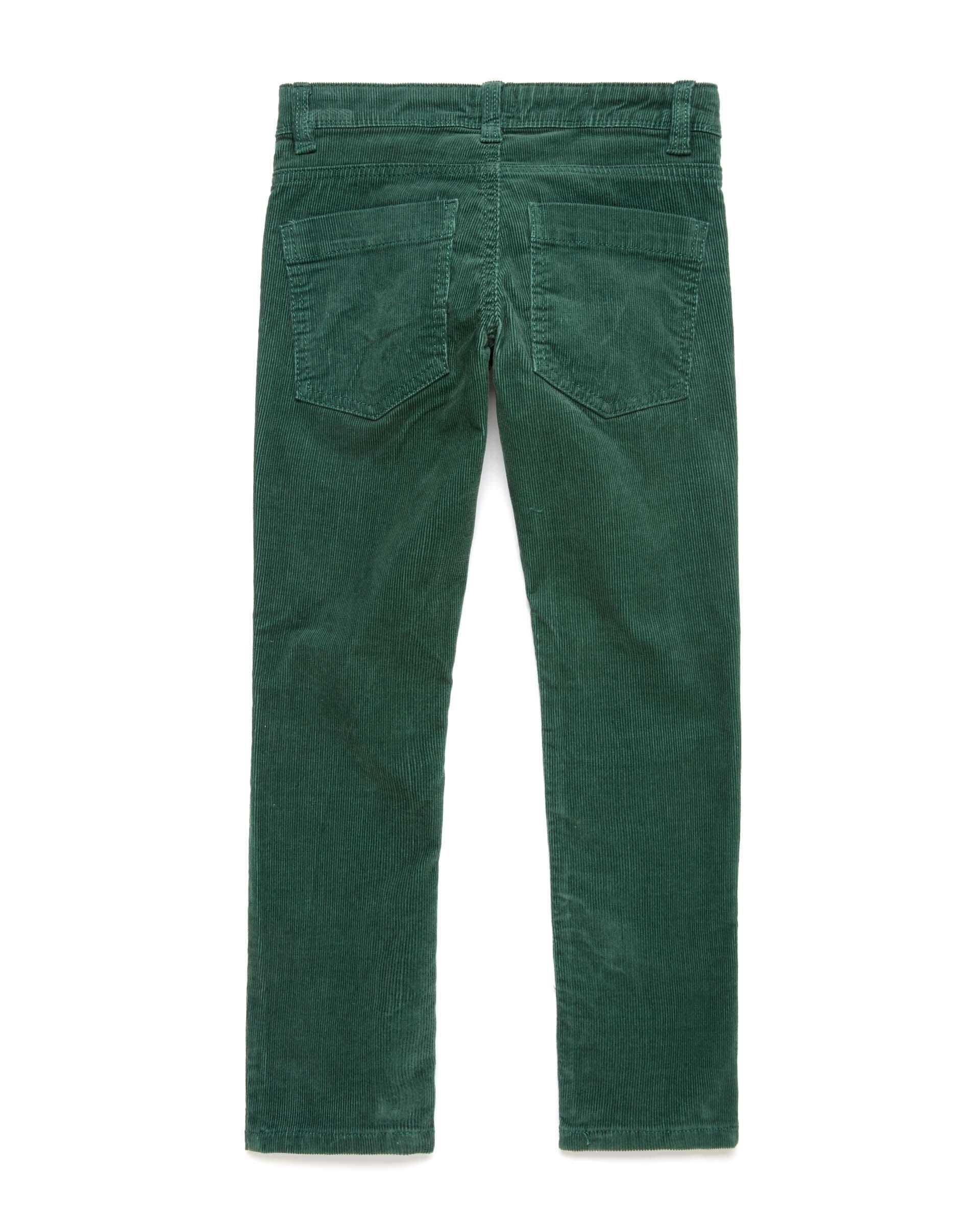 5 Cep Kadife Pantolon