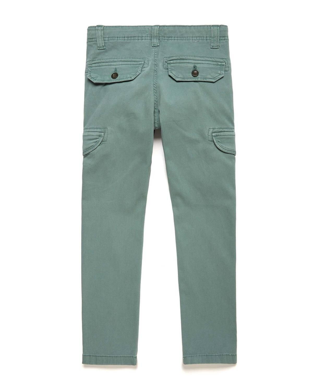 Skinny Kargo Cepli Pantolon