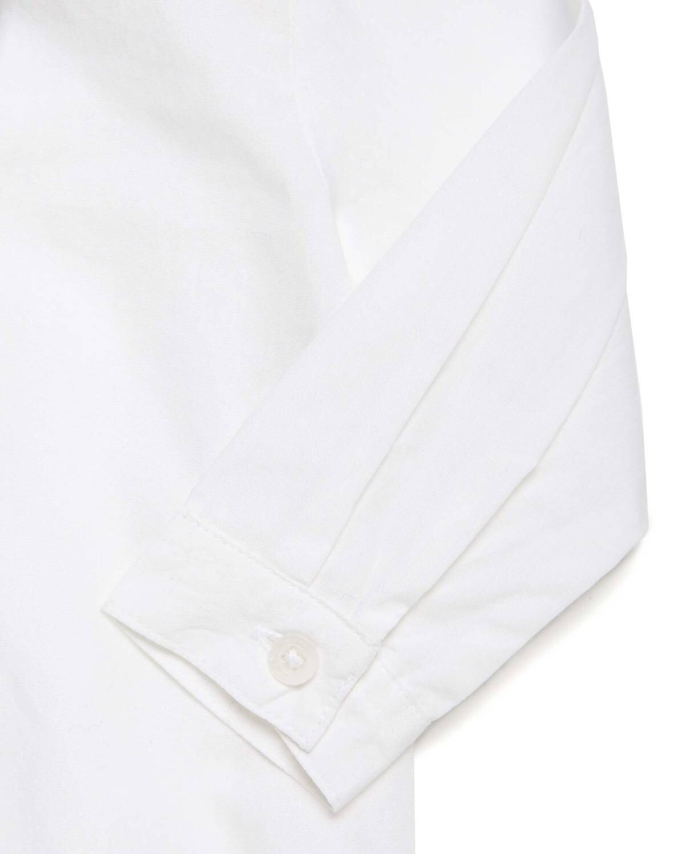Papyonlu Poplin Body Gömlek