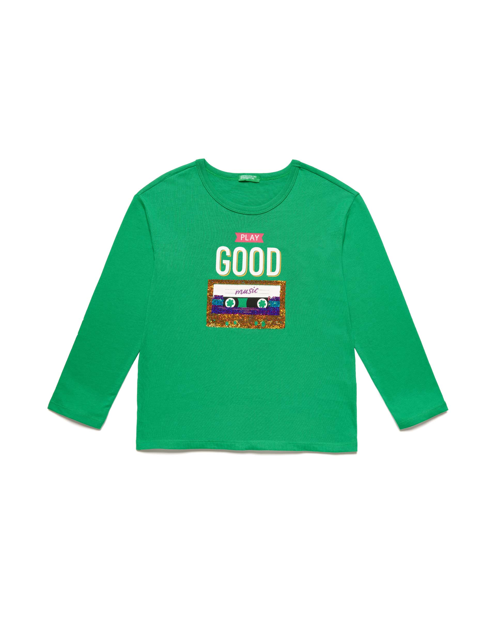 Slogan Baskılı Tshirt