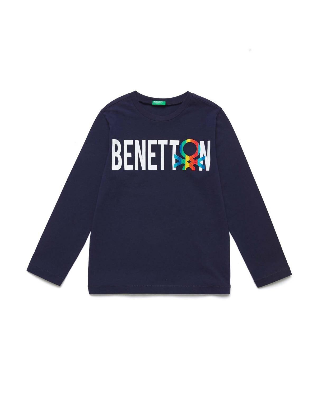 Benetton Logolu Tshirt