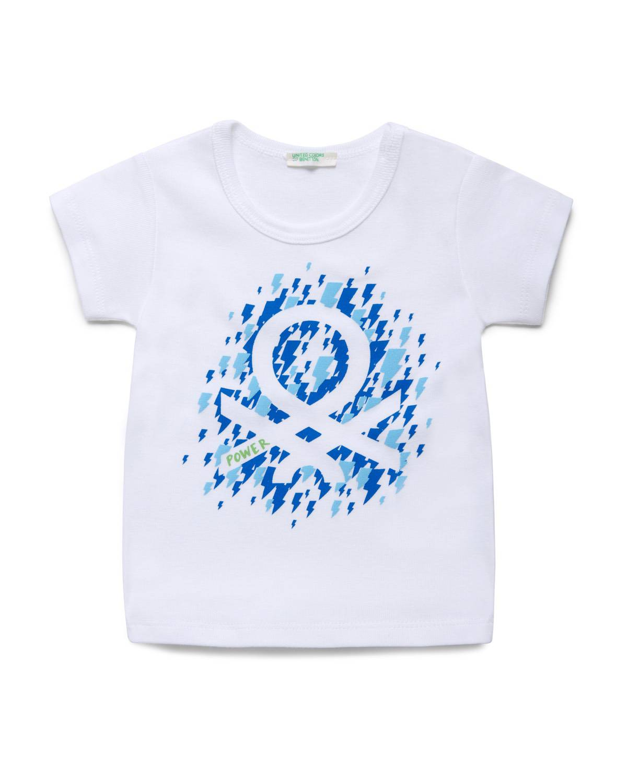 Bunny Benetton Logolu Tshirt