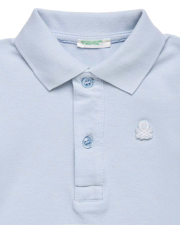 Benetton Logolu Pike Polo Tshirt