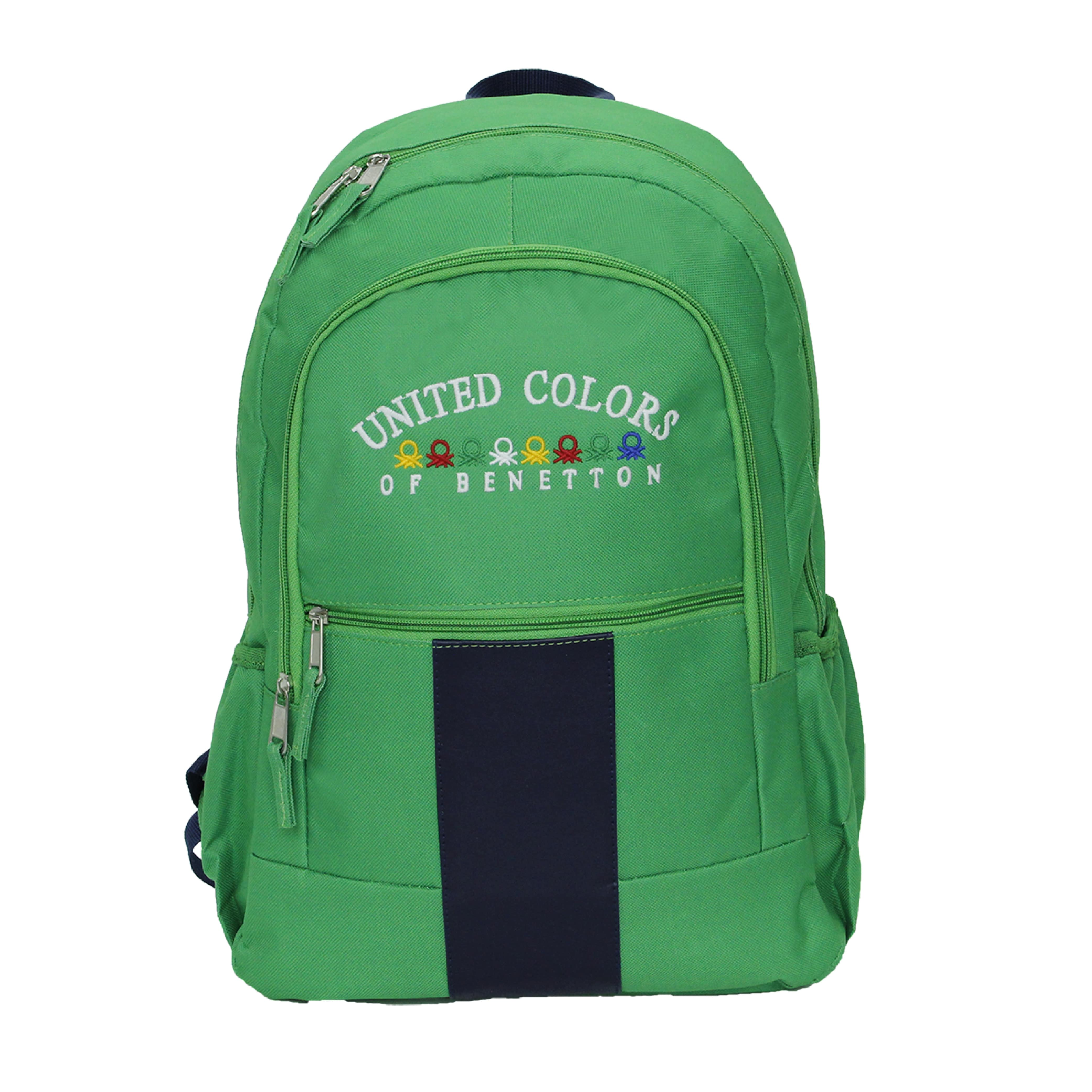 Benetton Yazılı Okul Çantası