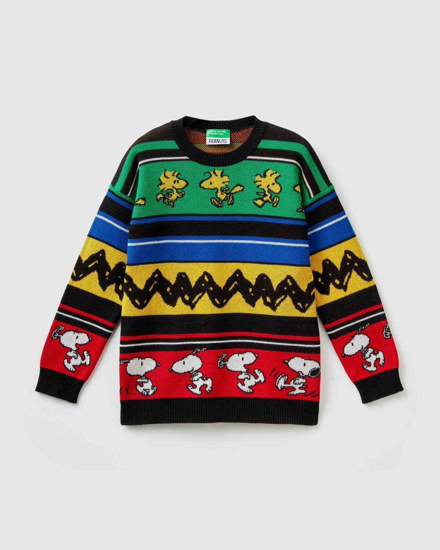 Snoopy Jakarlı Yılbaşı Kazak