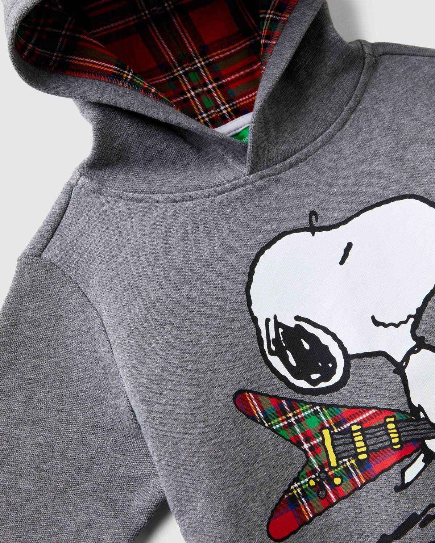 Snoopy Baskılı Swetshirt