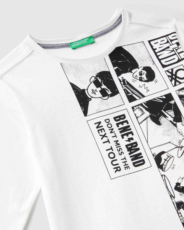 Karikatür Baskılı Tshirt