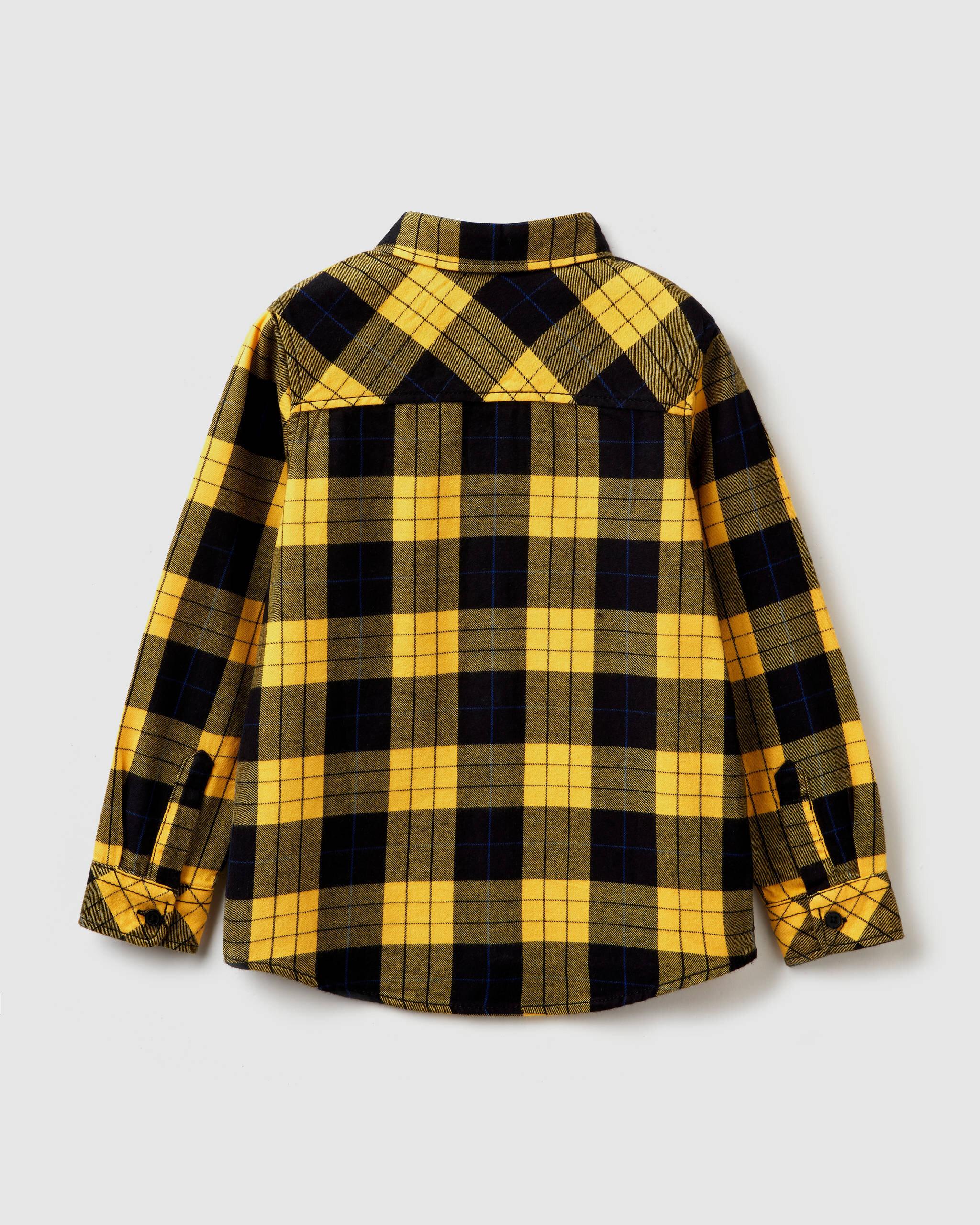 Kareli Oduncu Gömlek