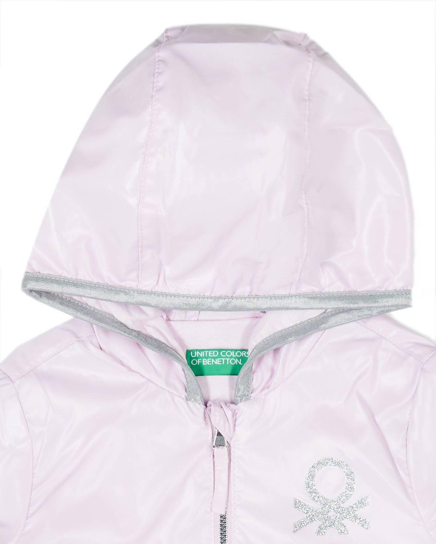 Benetton Logo Yağmurluk