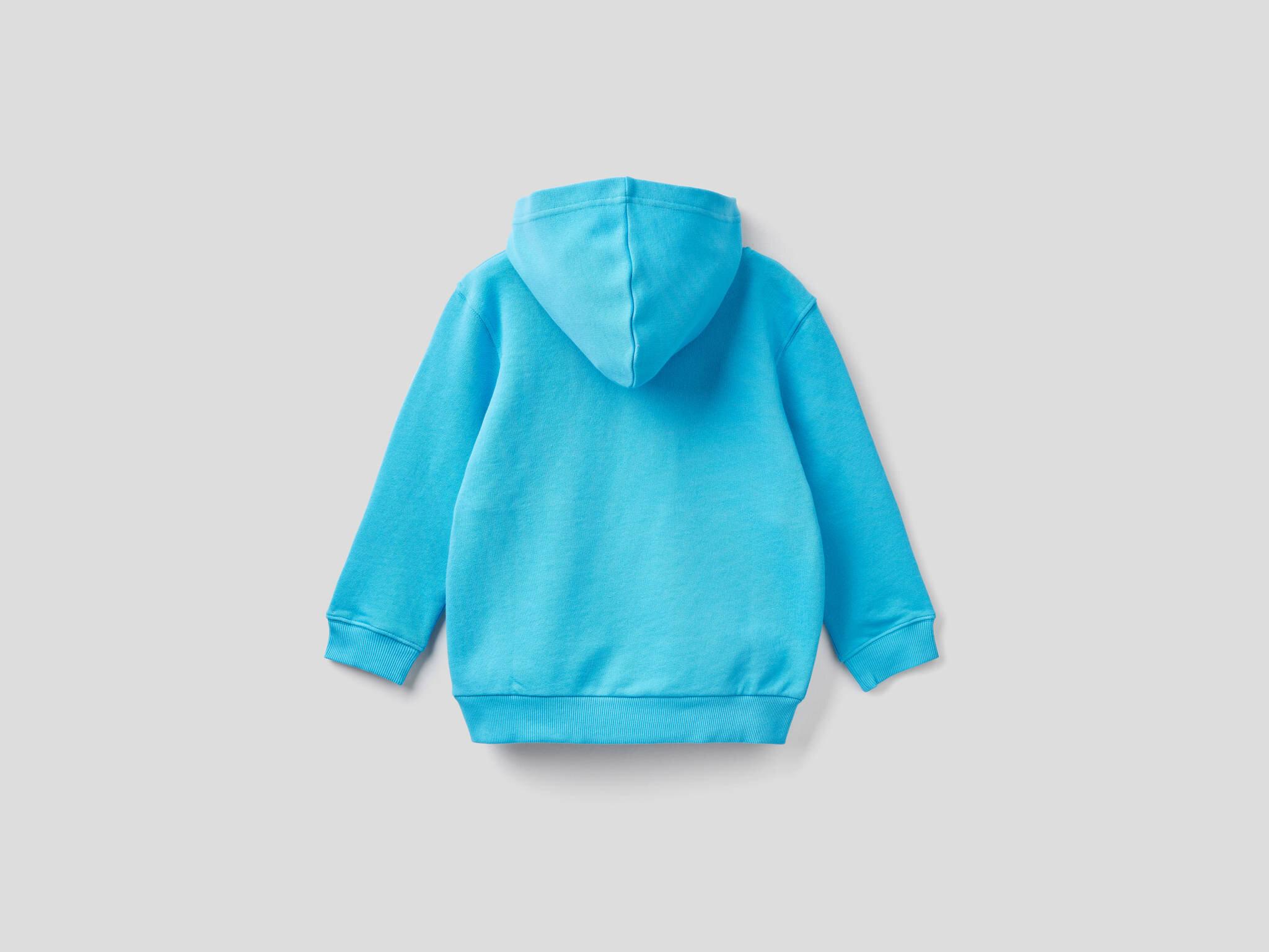 Yazı Baskılı Sweatshirt