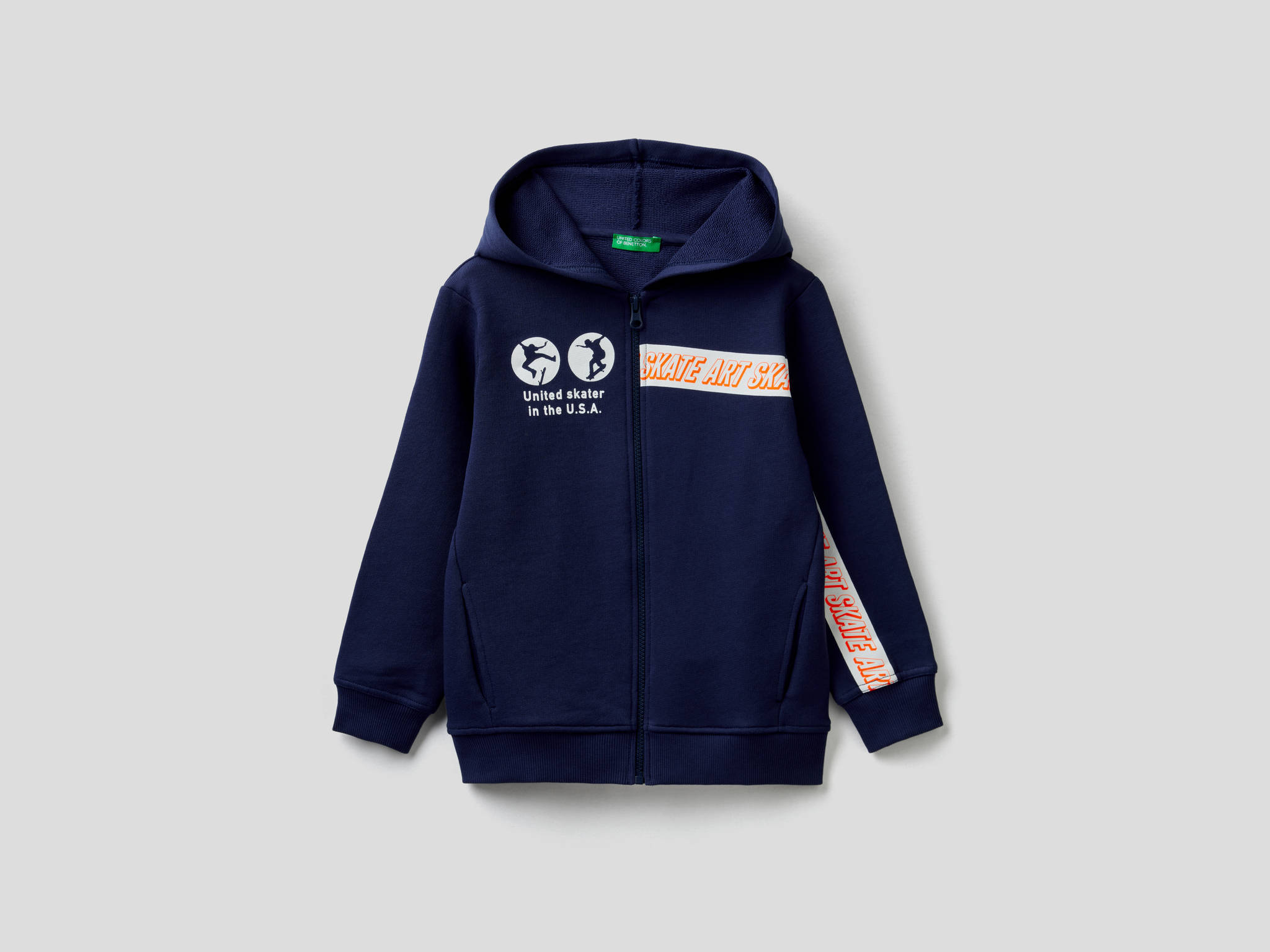 Bant Detaylı Sweatshirt