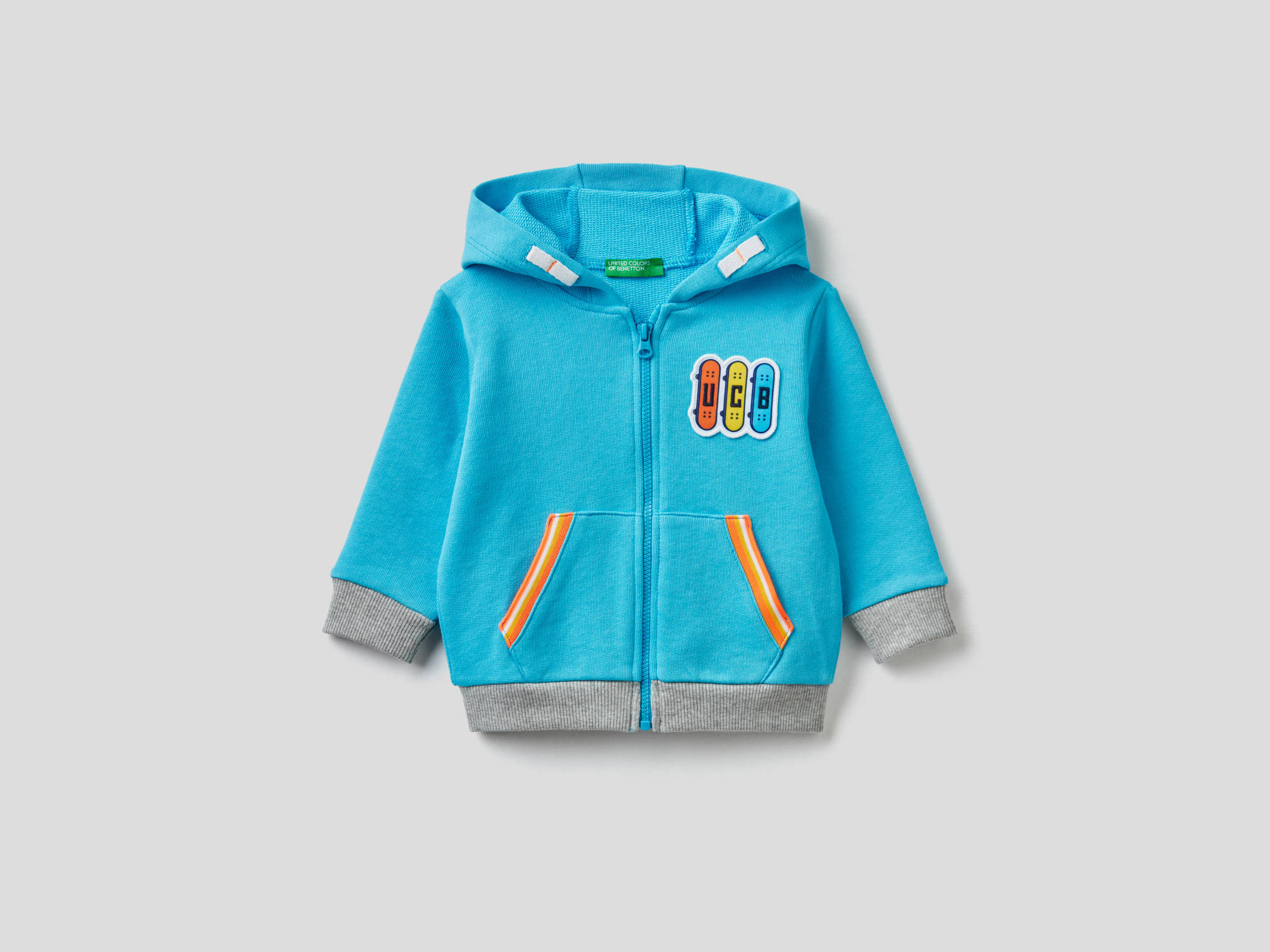 Kaykay Aplike Sweatshirt