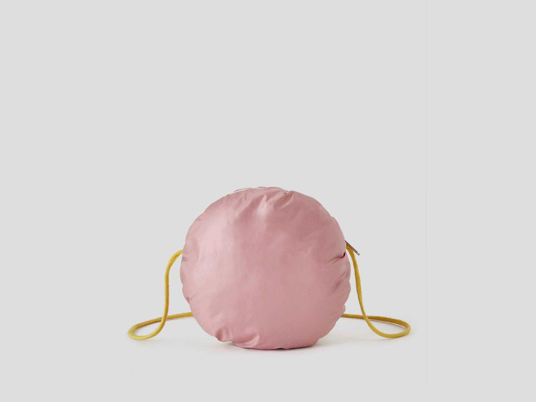 Pastel Renkli Makaron Omuz Çantası