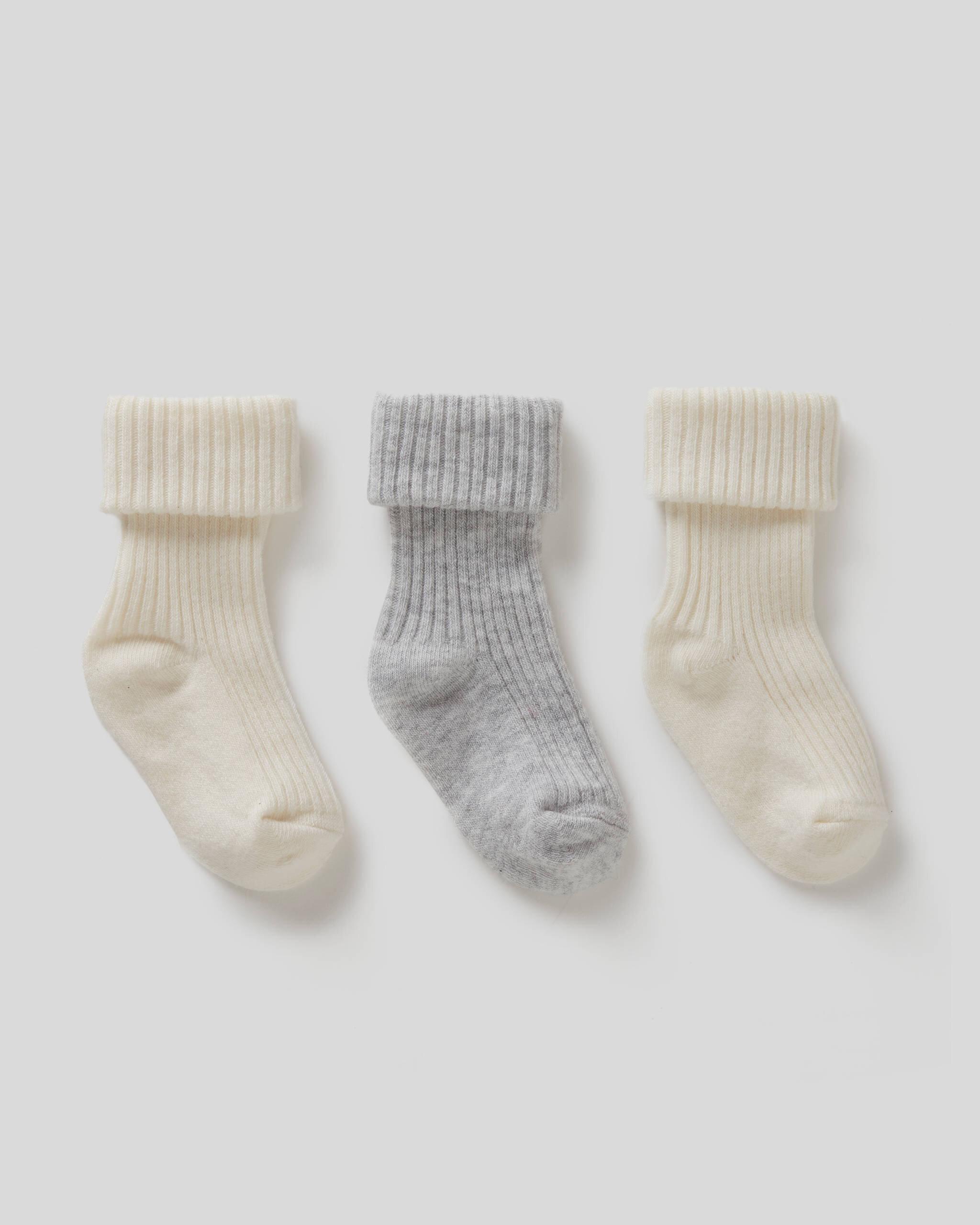 Ribana 3lü Soket Çorap