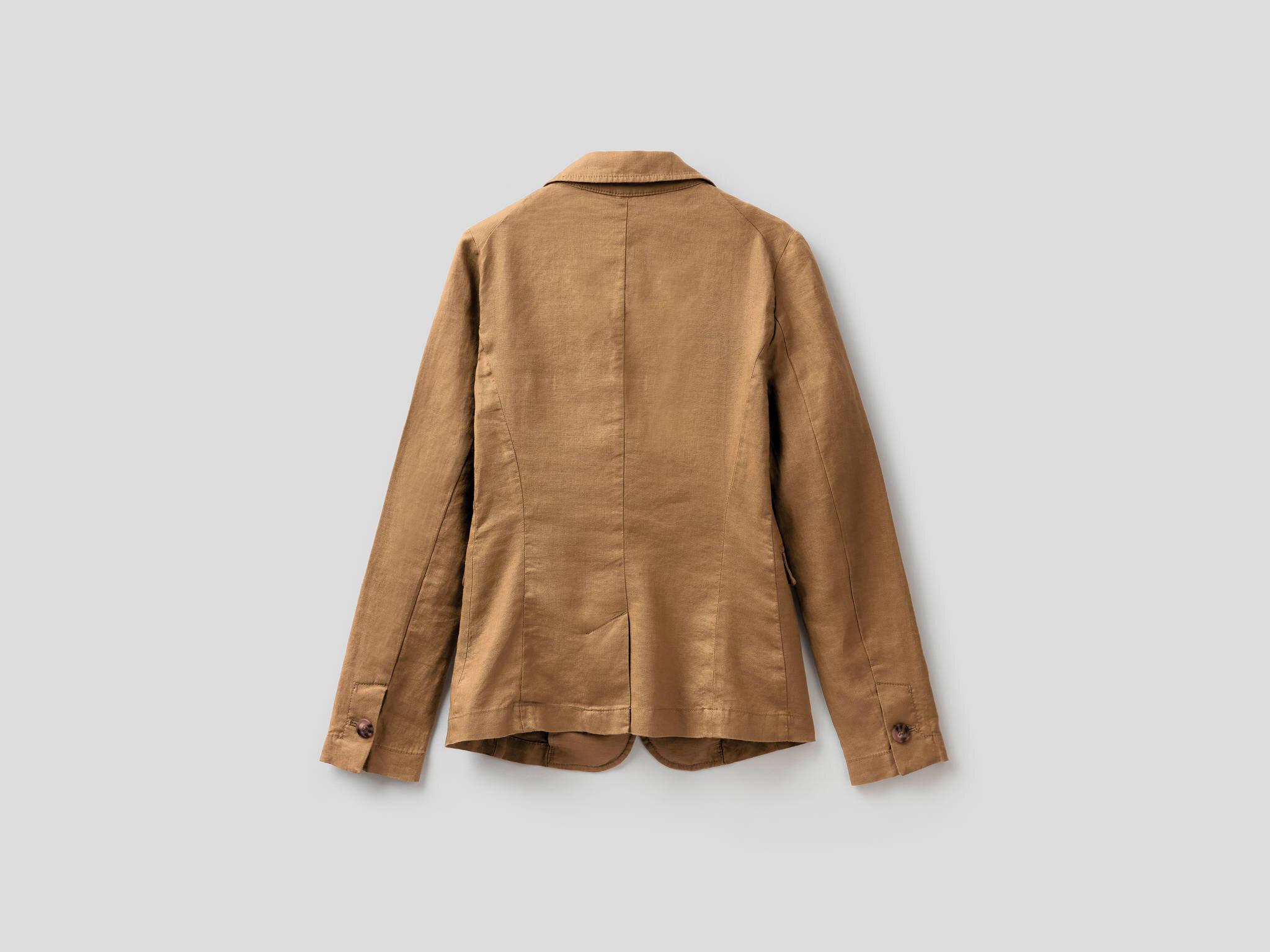 Keten Blazer Ceket