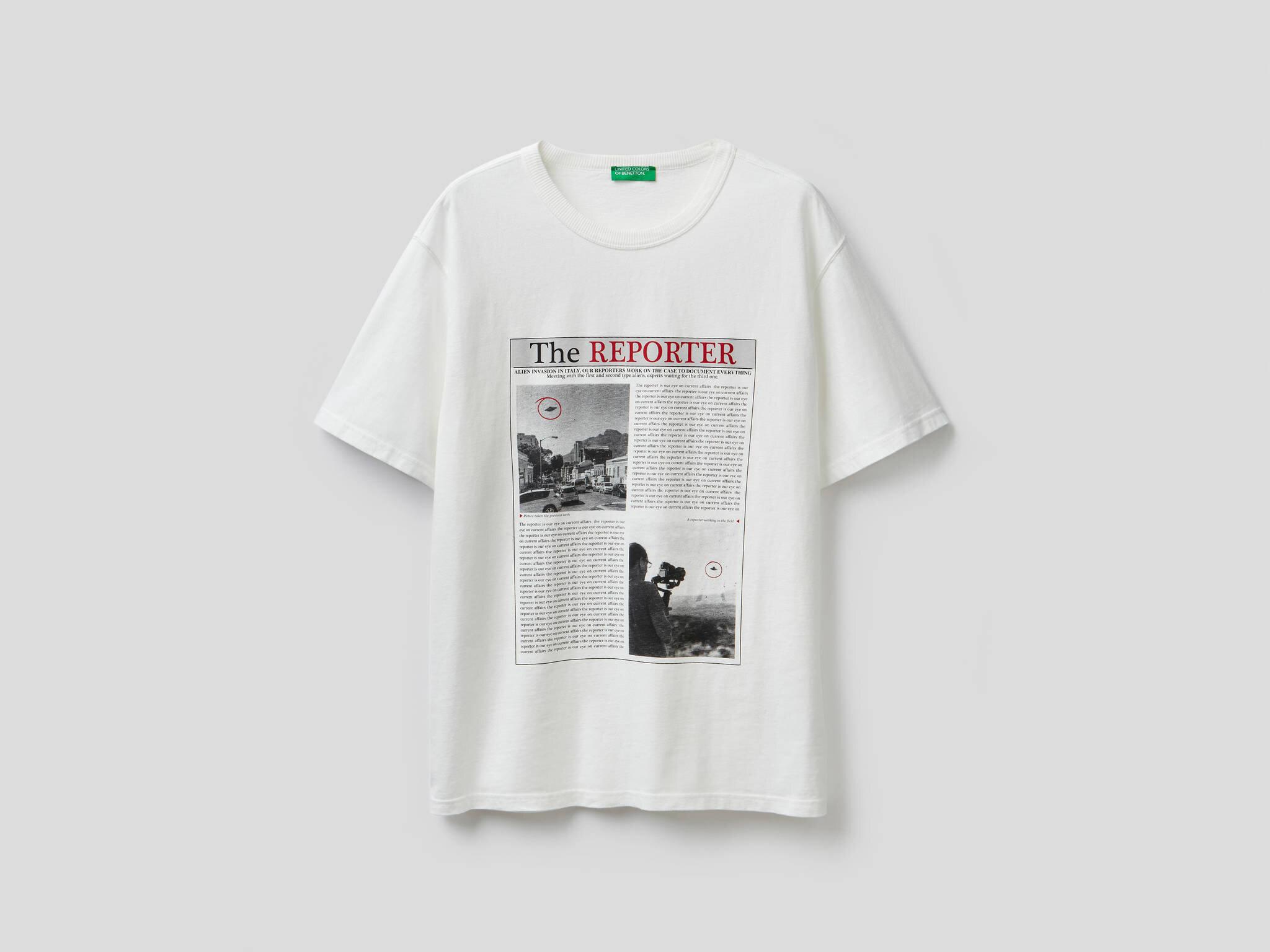 Fotoğraf Baskılı Tshirt
