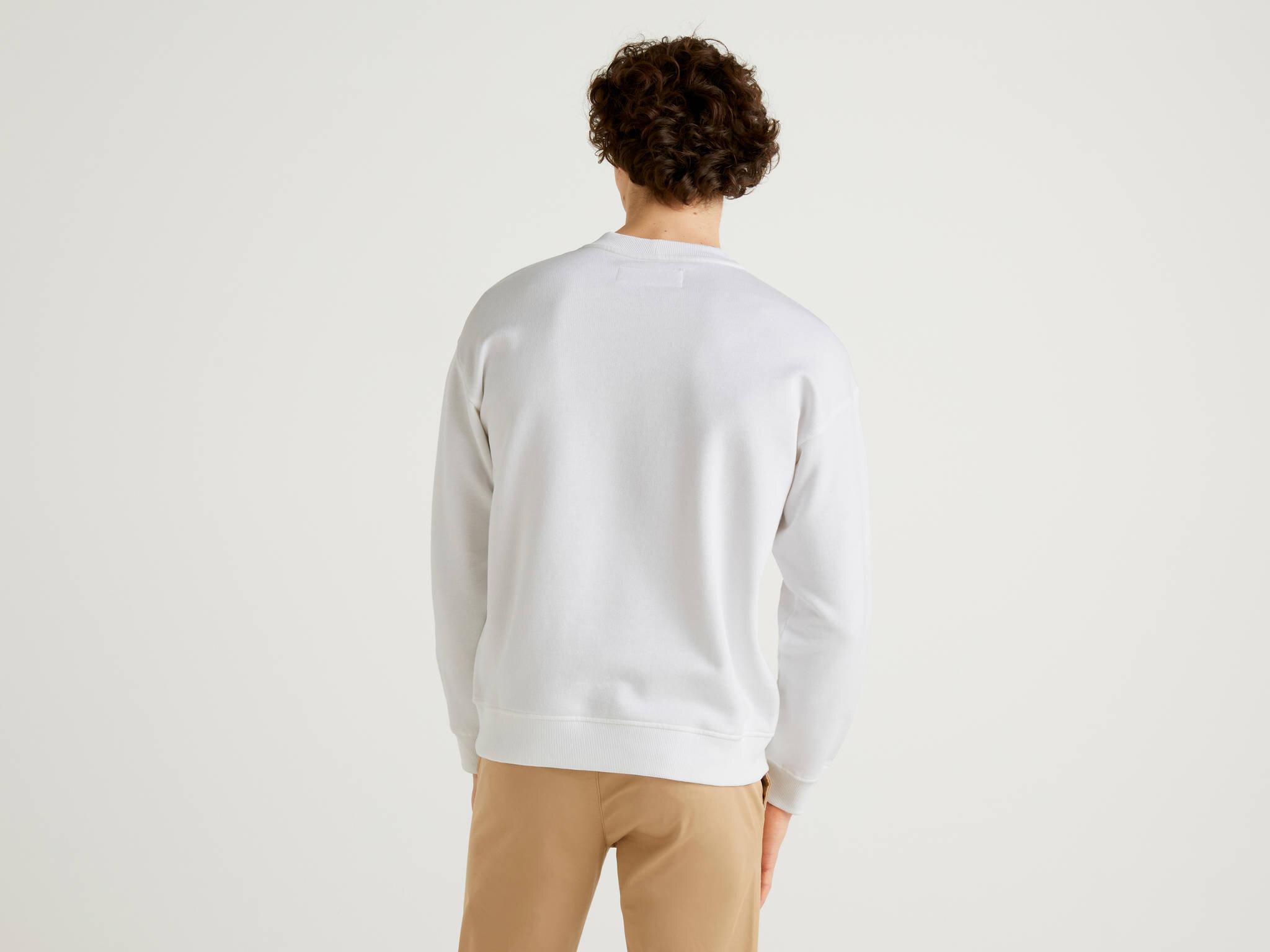Basic Logolu Sweatshirt