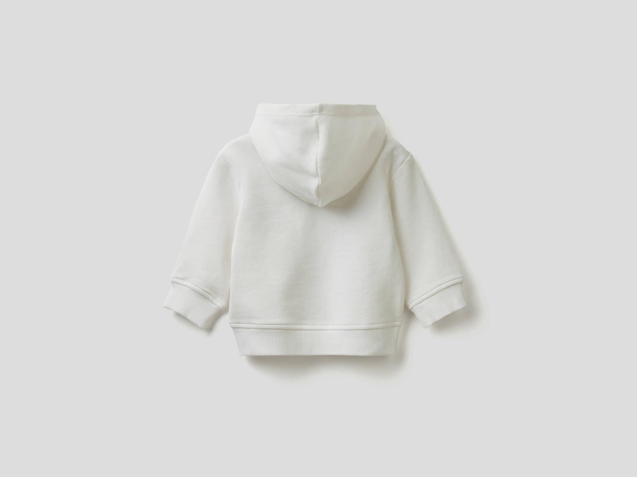 Love Baskılı Sweatshirt