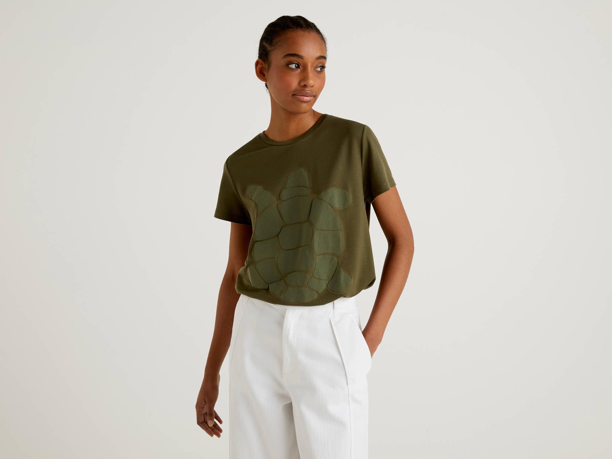 Caretta Baskılı Tshirt