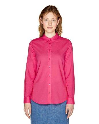 Düz Renk Gömlek