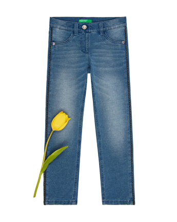 Felpa Denim Pantolon
