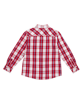 Cepli Kareli Gömlek