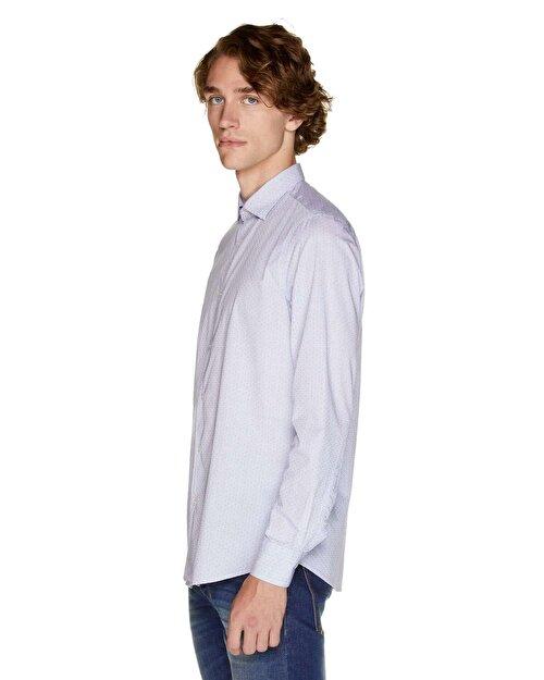 Slim Fit Koton Gömlek
